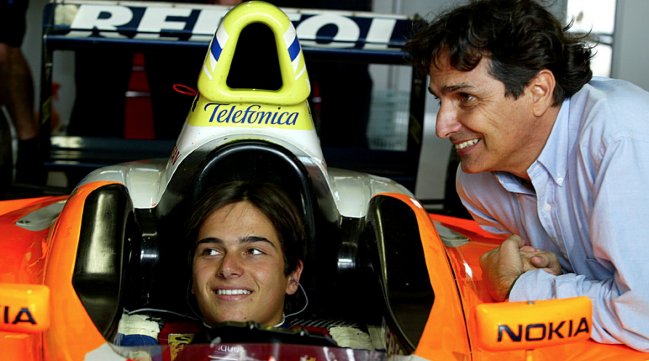 SI Now: Nelson Piquet Jr. on his racing roots, making the move to NASCAR