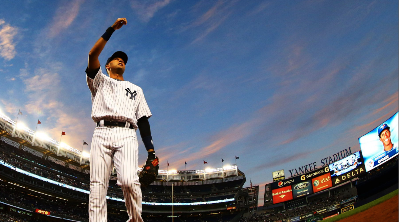 Jeter had no choice but to announce retirement preseason