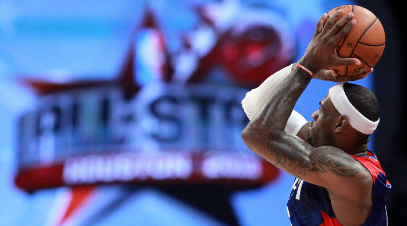 Boomer: NBA All-Star Game a necessary evil