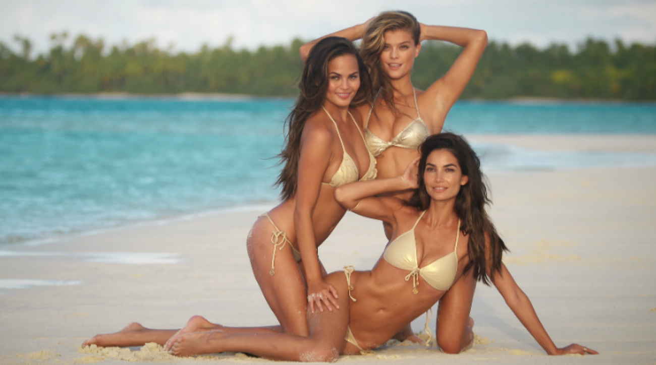 SI Now: MJ Day on selecting the 50th anniversary swimsuit cover