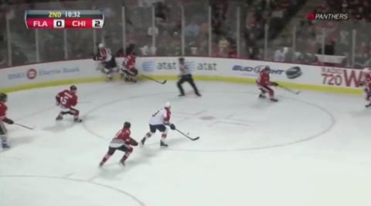 Kane helps 'Hawks put out Stars