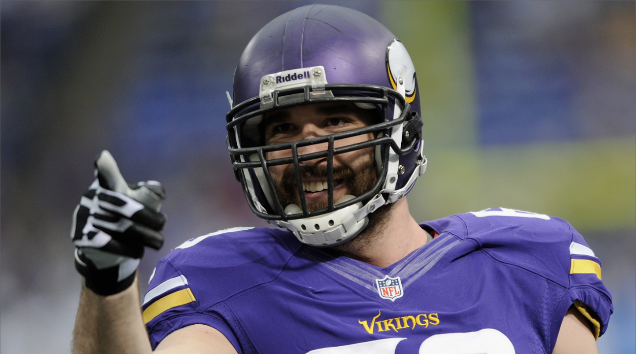 Mike Zimmer's thoughts on Jared Allen and the Vikings' offseason