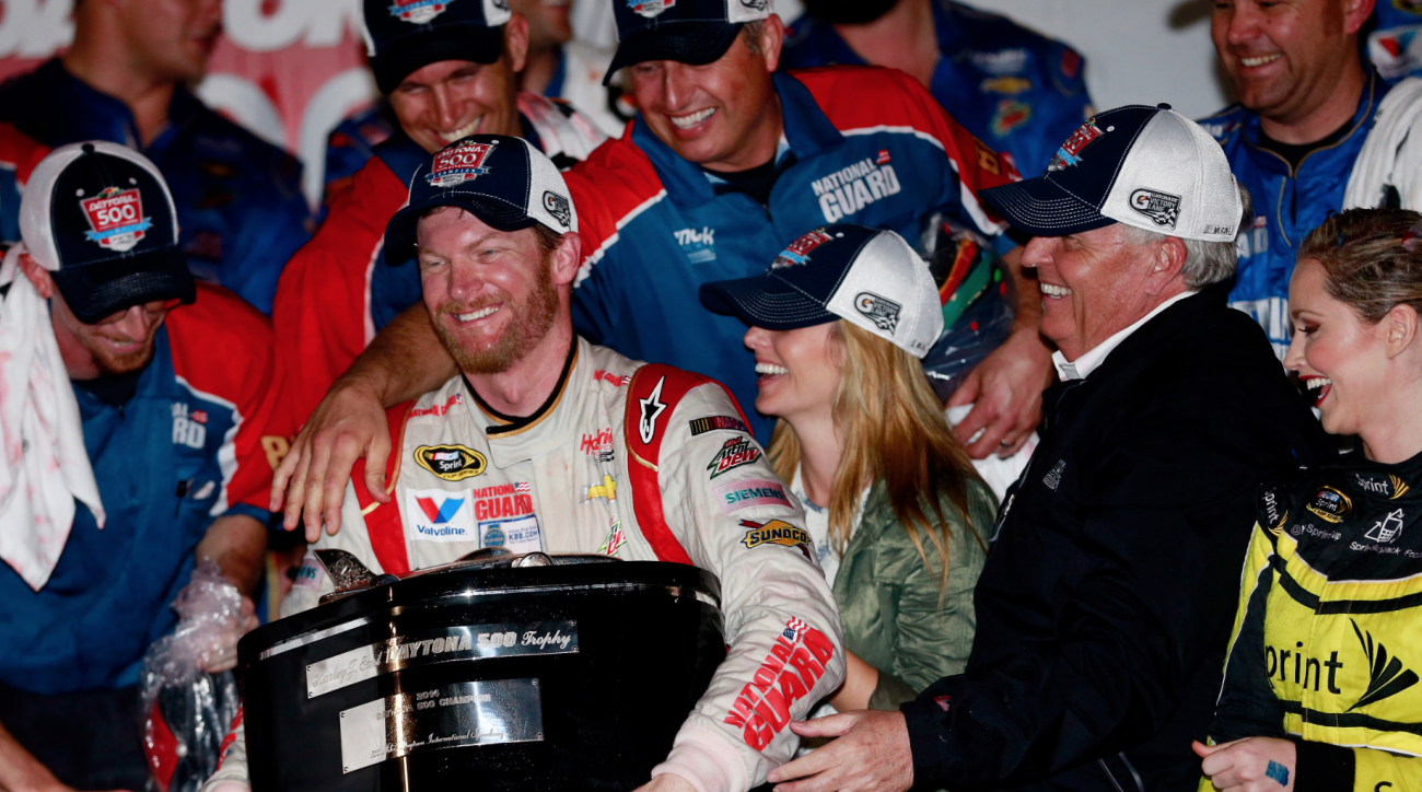 SI Now: Dale Earnhardt Jr. calls Daytona 500 home