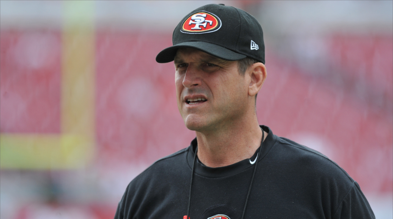 Boomer: Can Jim Harbaugh trust his own organization?