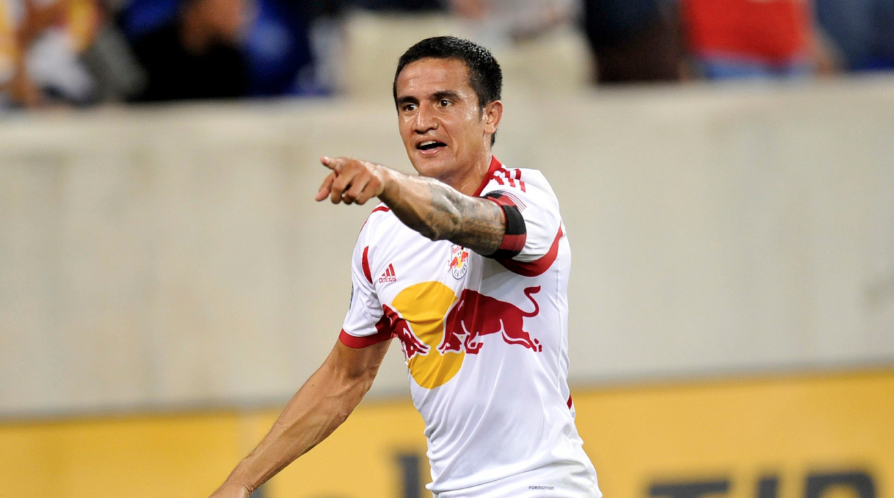 SI Now: One-on-one with New York Red Bulls' Tim Cahill