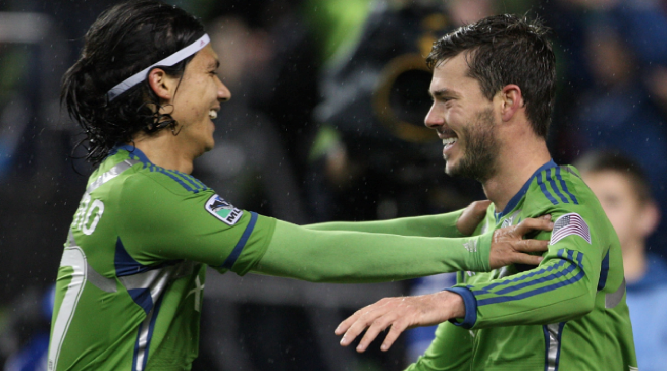 SI Now: Sounders' Brad Evans on managing high expectations
