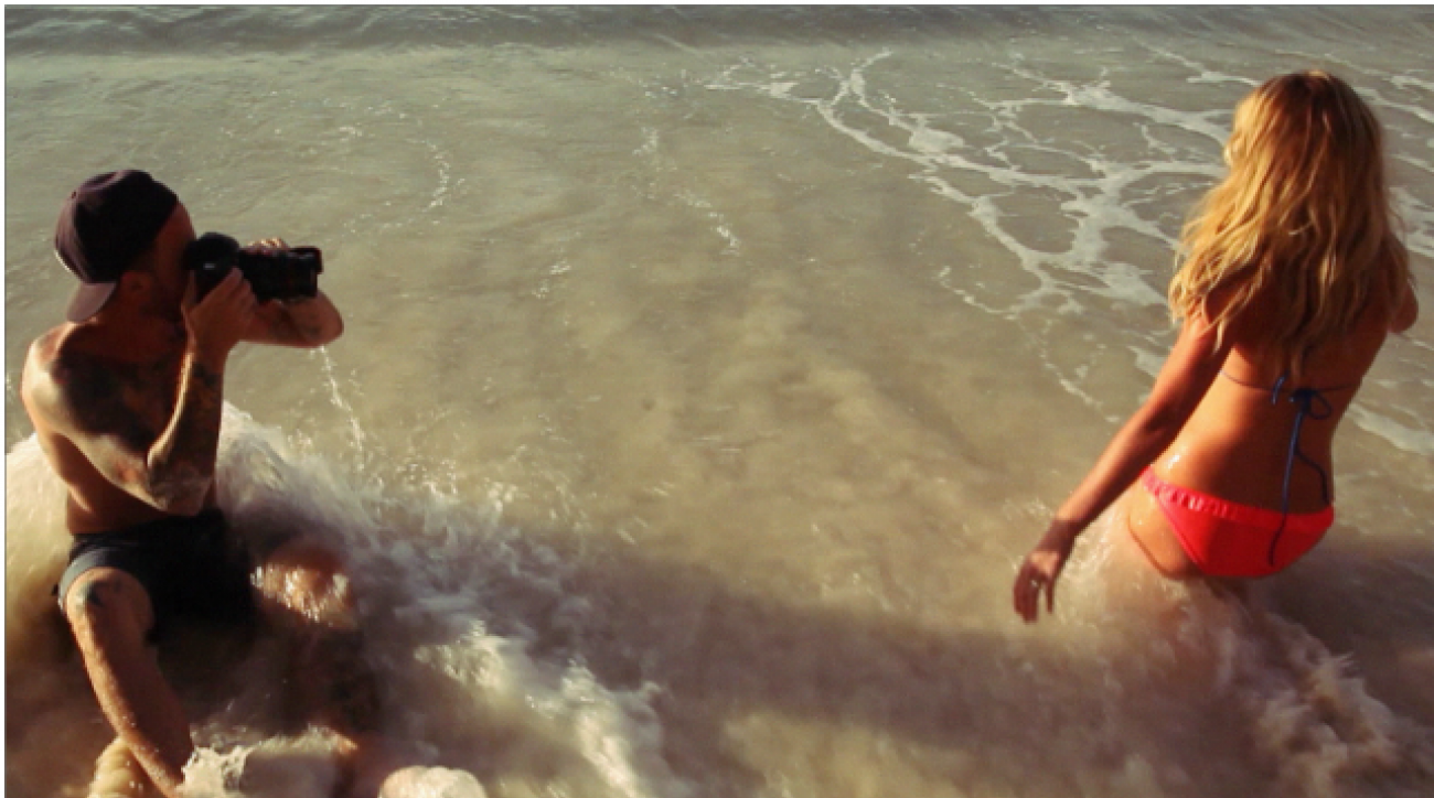 Swim Daily, James Macari SI Swimsuit Photographer