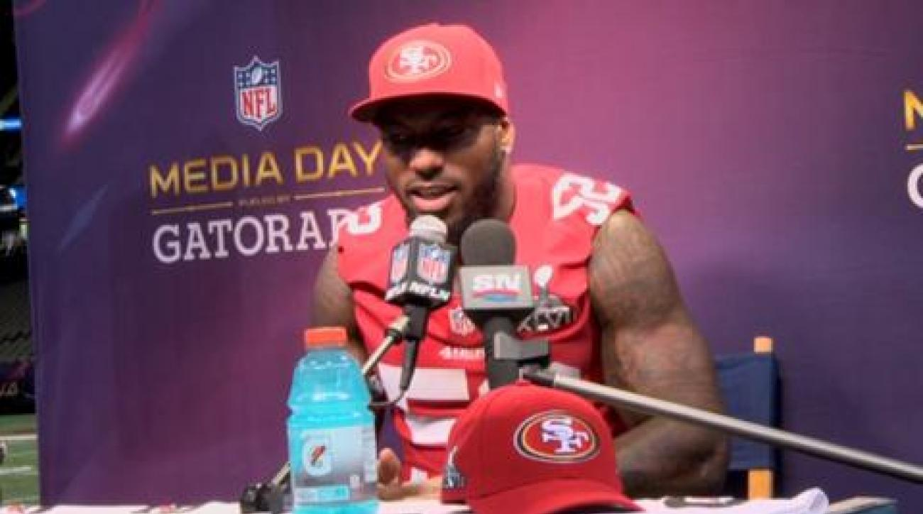 49ers discuss facing Ravens in Super Bowl XLVII