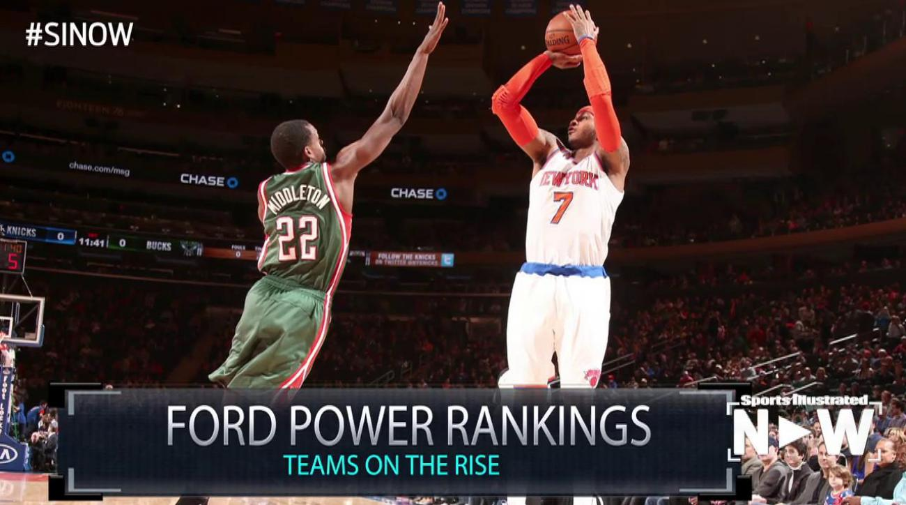 SI Now: Clippers dominant, Knicks clinging to playoff hopes