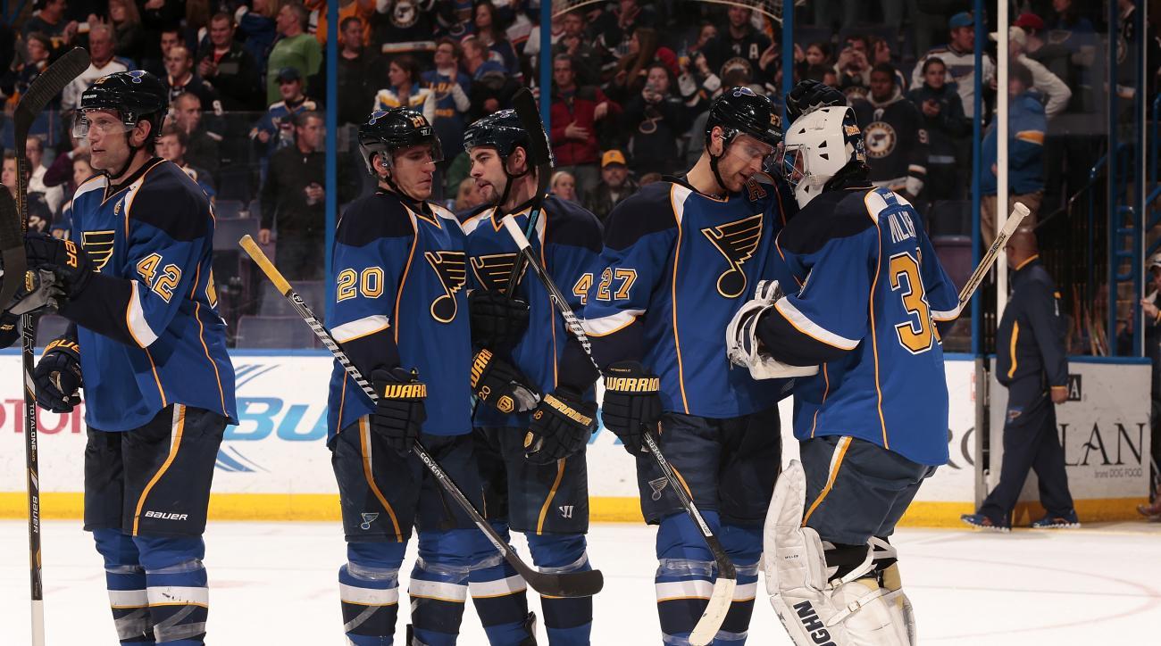 SI Now: Blues making great case to be Cup favorite