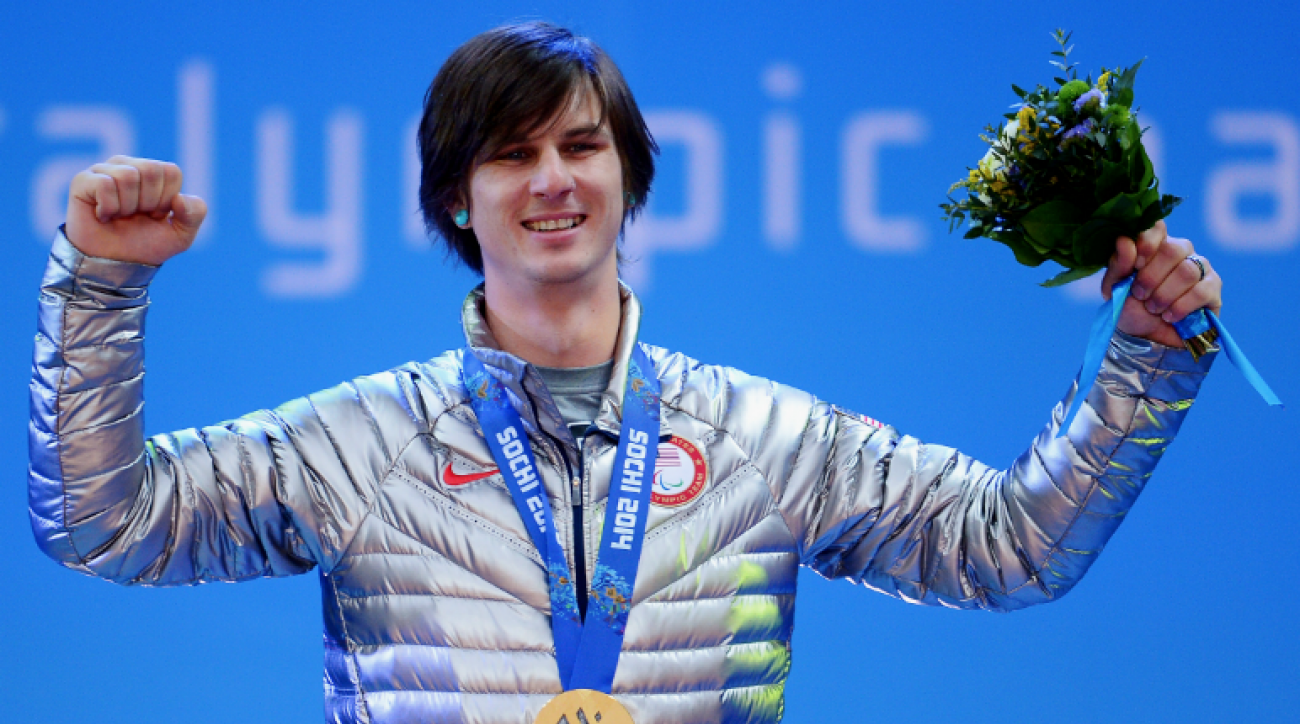 SI Now: One-on-one with Paralympic gold medalist Evan Strong