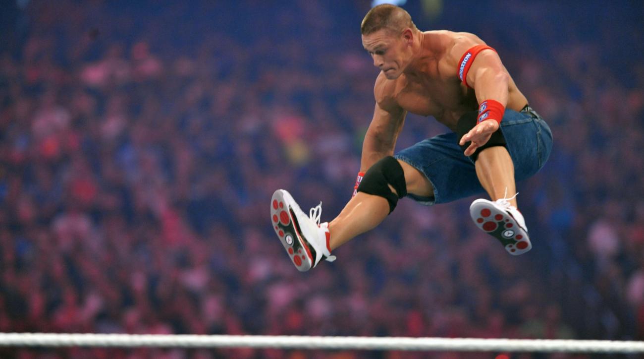 SI Now: John Cena's wrestling Mt. Rushmore