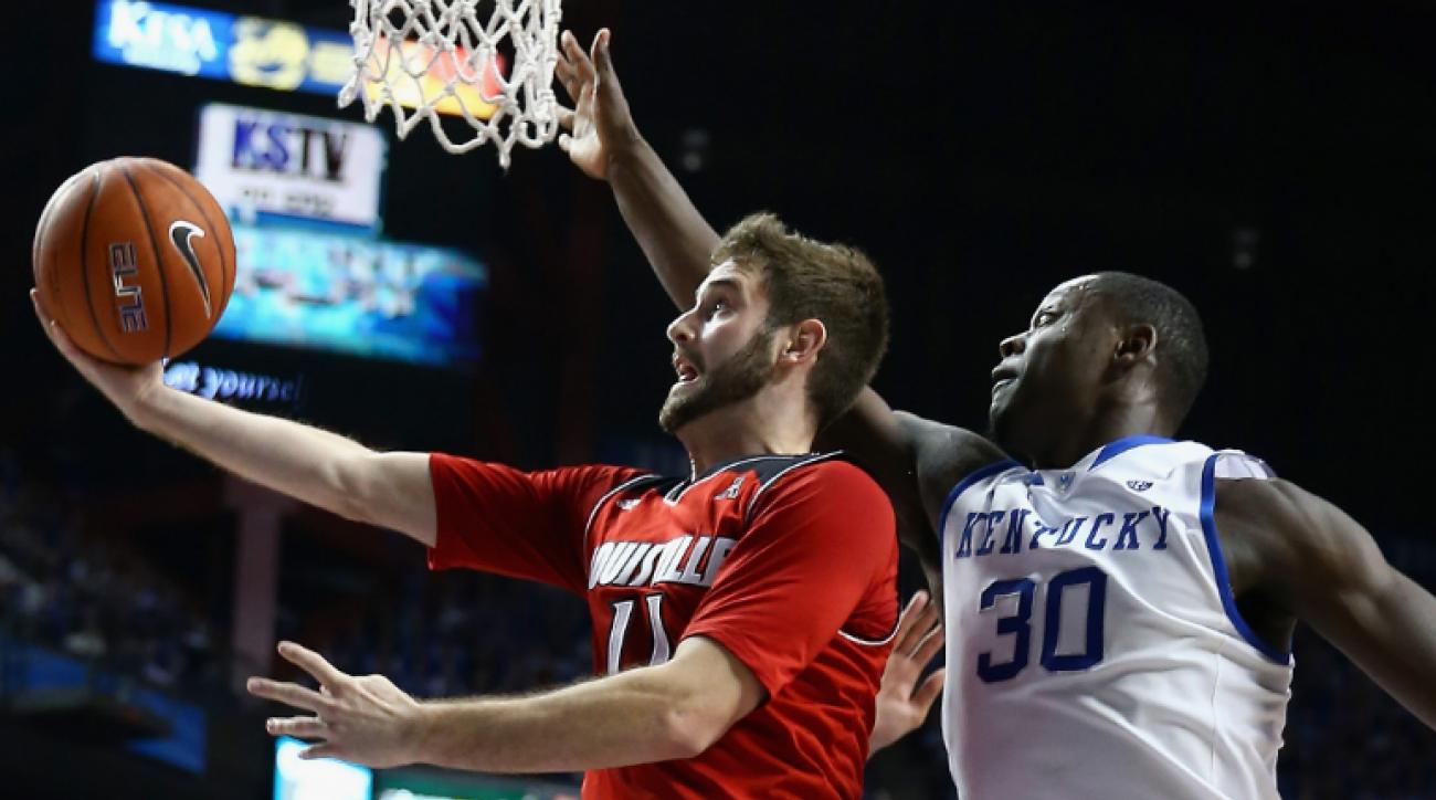 Davis: Kentucky vs. Louisville takes center stage