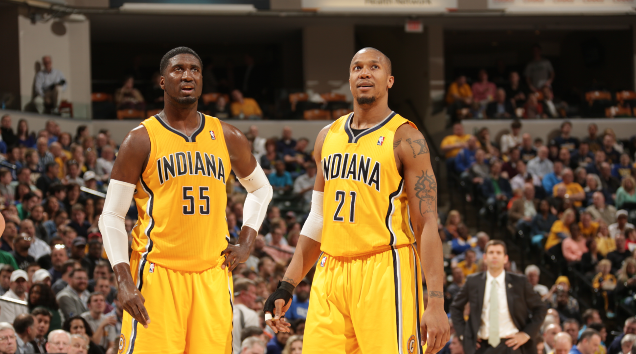 SI Now: San Antonio Spurs dominant, Pacers tumble