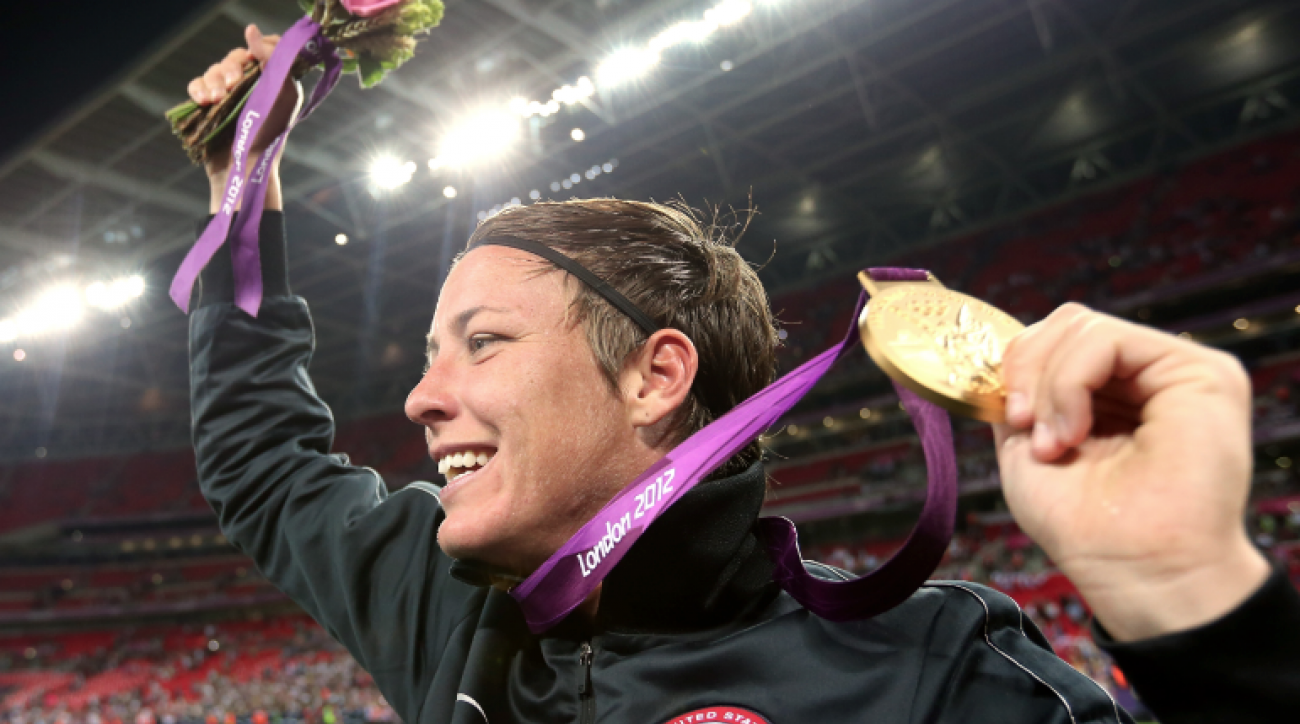 SI Now: Abby Wambach welcomes high expectations for US Soccer