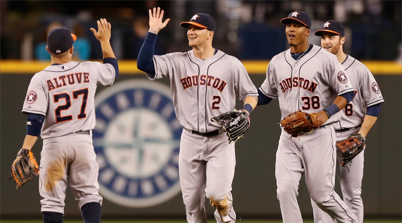 Tom Verducci's Quick Pitch: Houston Astros