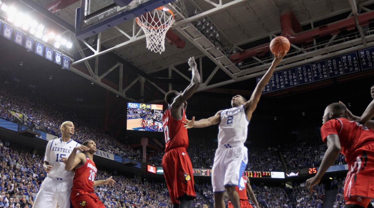 SI Now: Kentucky and Louisville battle to be Elite
