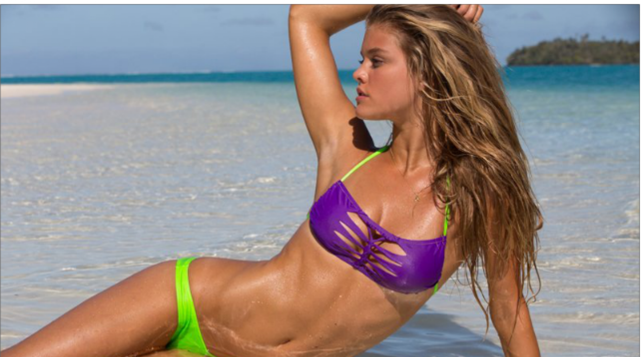 Swim Daily, Nina Agdal Interview