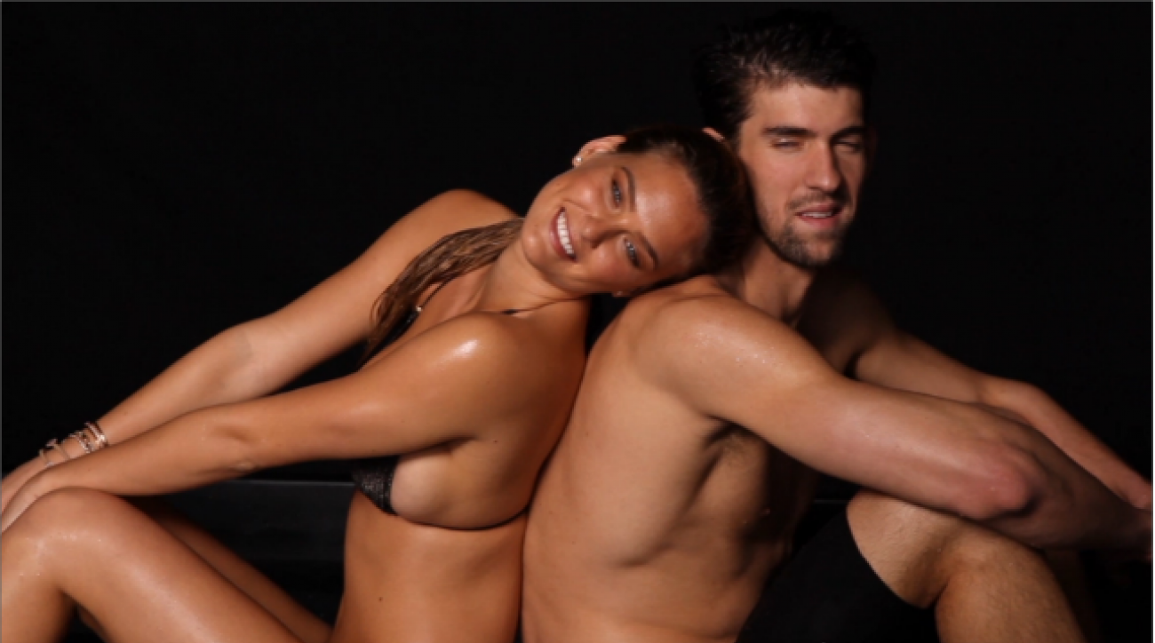 Swim Daily, Throwback Thursday: Bar Refaeli and Michael Phelps