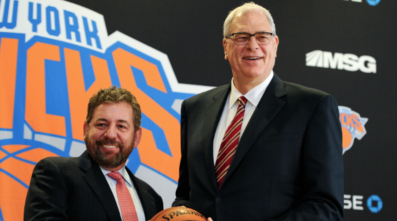 SI Now: John Starks says Phil is already making a difference with Knicks