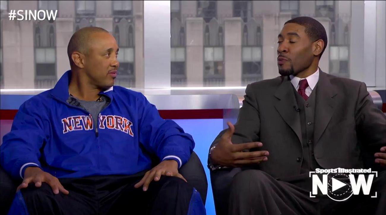 SI Now: John Starks and Jimmy King discuss NBA toughness