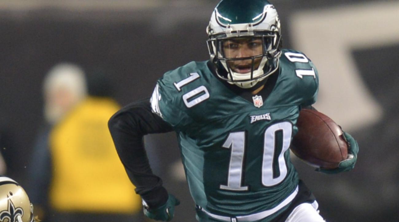 SI Now: Gang rumors will hurt DeSean Jackson's NFL future