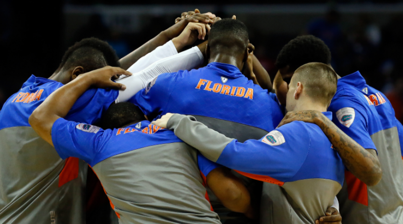 Florida Gators' four seniors propel team into the Final Four