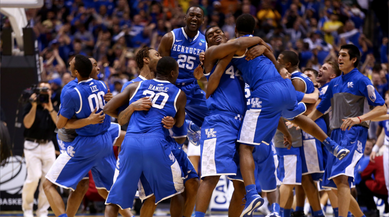 Boomer: Kentucky-Wisconsin is my game to watch