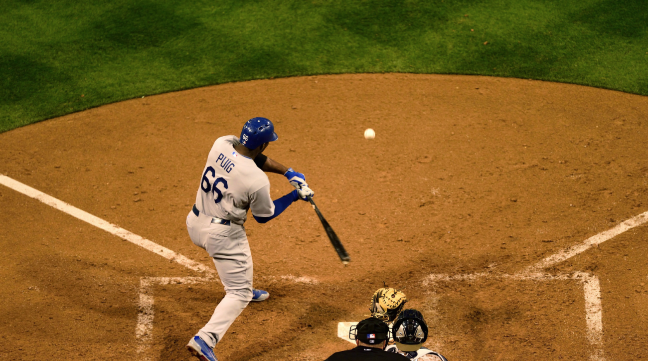 SI Now: Larry King says the Dodgers and Yasiel Puig are a match made in heaven