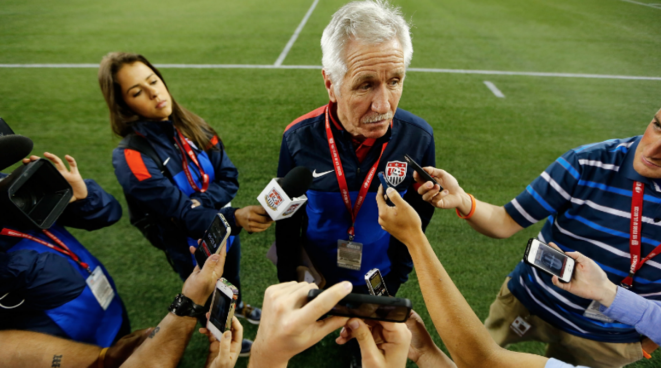 SI Now: Grant Wahl reacts to firing of USWNT coach