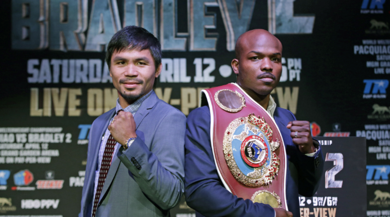 SI Now: Pacquiao vs. Bradley II preview