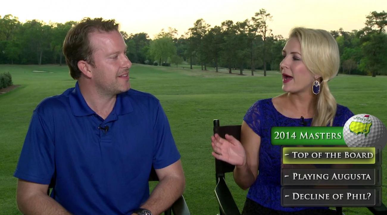 2014 Masters: Second round recap