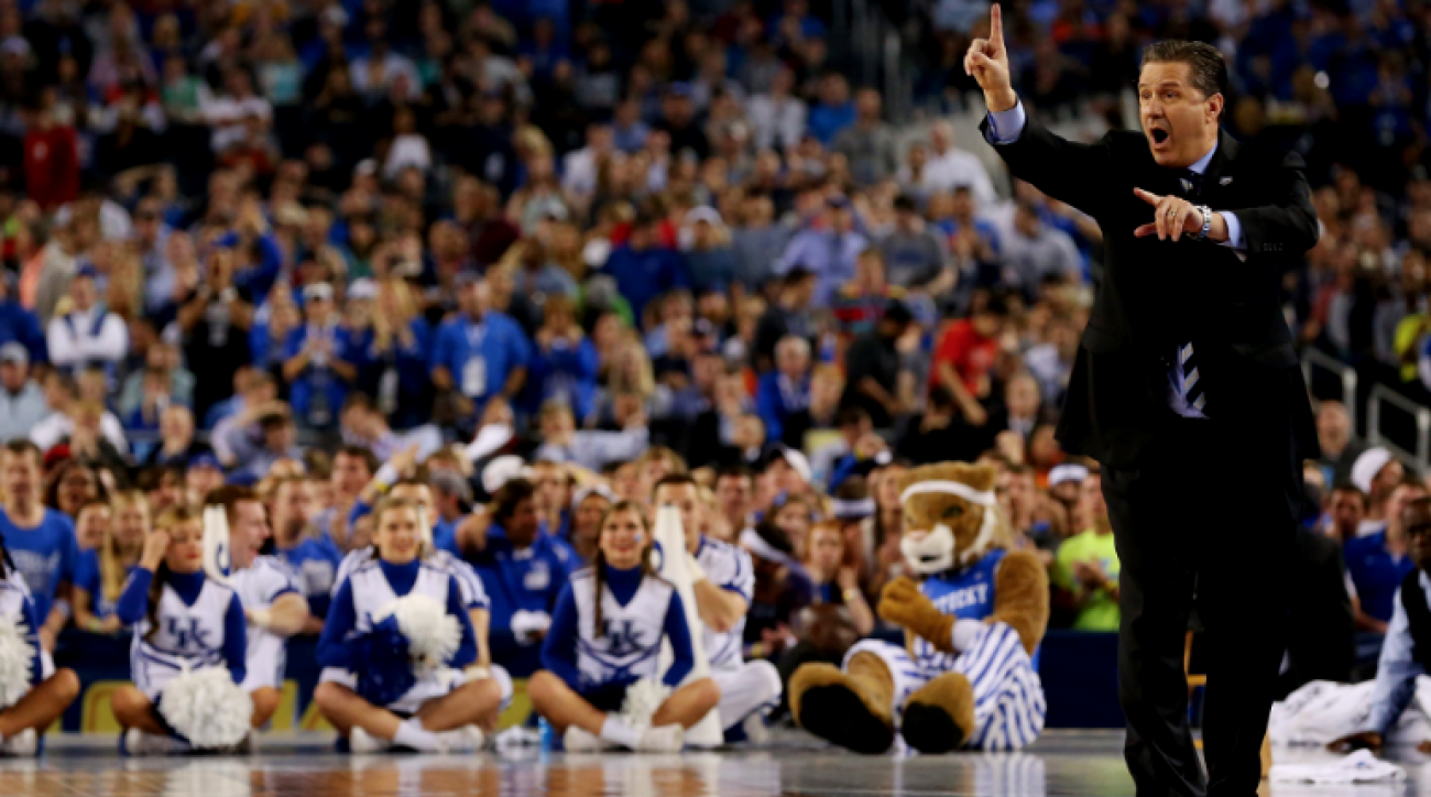 SI Now: John Calipari disagrees with 'one-and-done' rule
