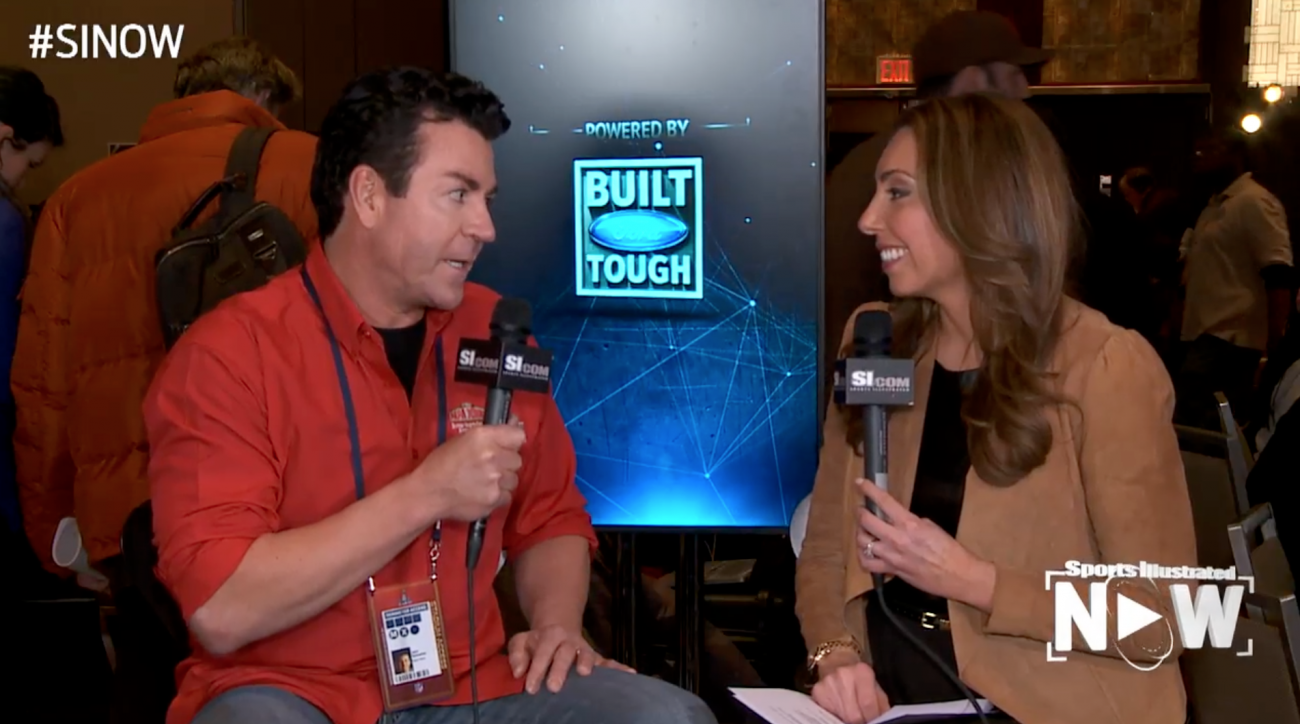SI Now: One-on-one with Papa John