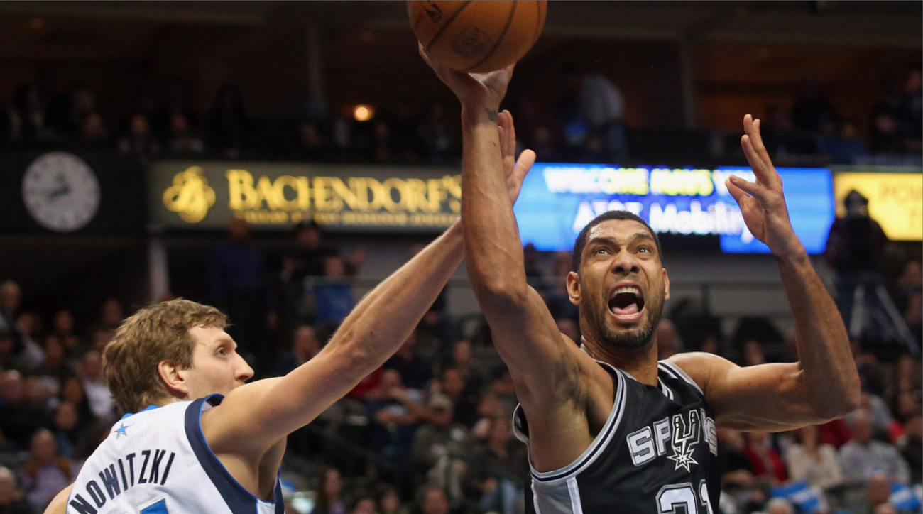NBA playoff preview: Dallas Mavericks vs. San Antonio Spurs