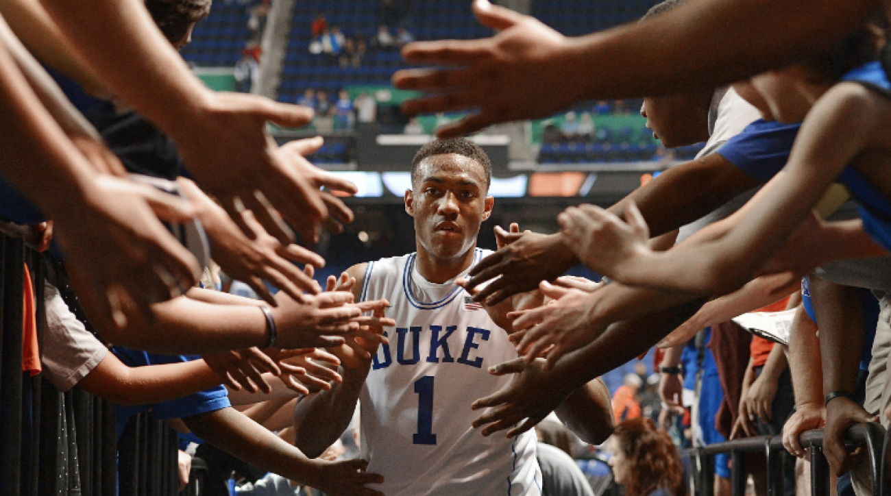 SI Now: Jabari Parker is the best player in the draft
