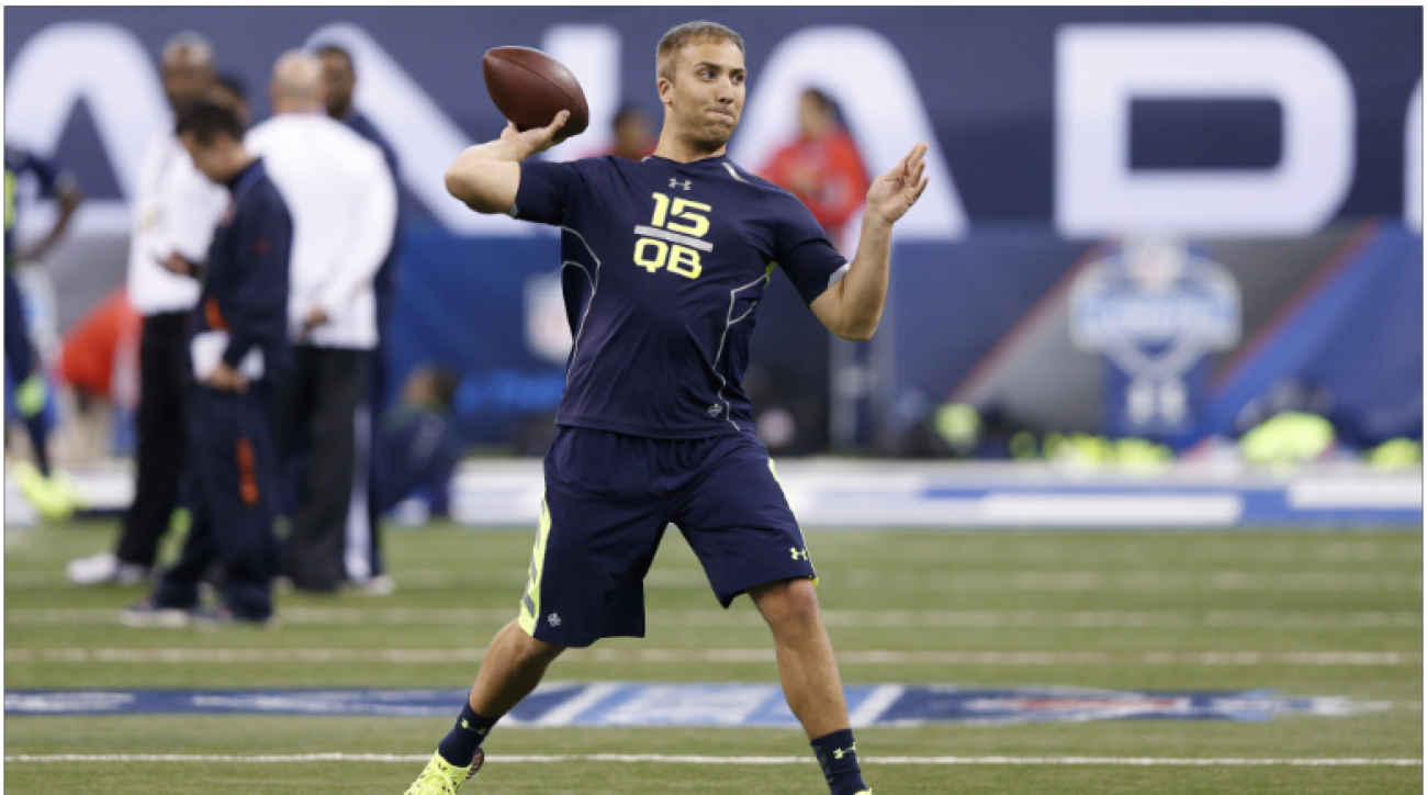 SI Now: Pittsburgh QB Tom Savage, other NFL Draft risers