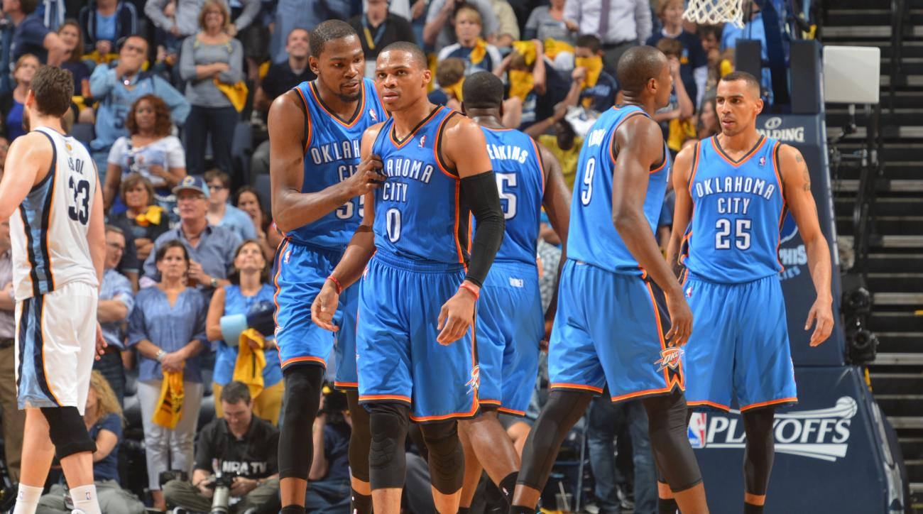 SI Now: Will the Memphis Grizzlies continue to outmuscle OKC?