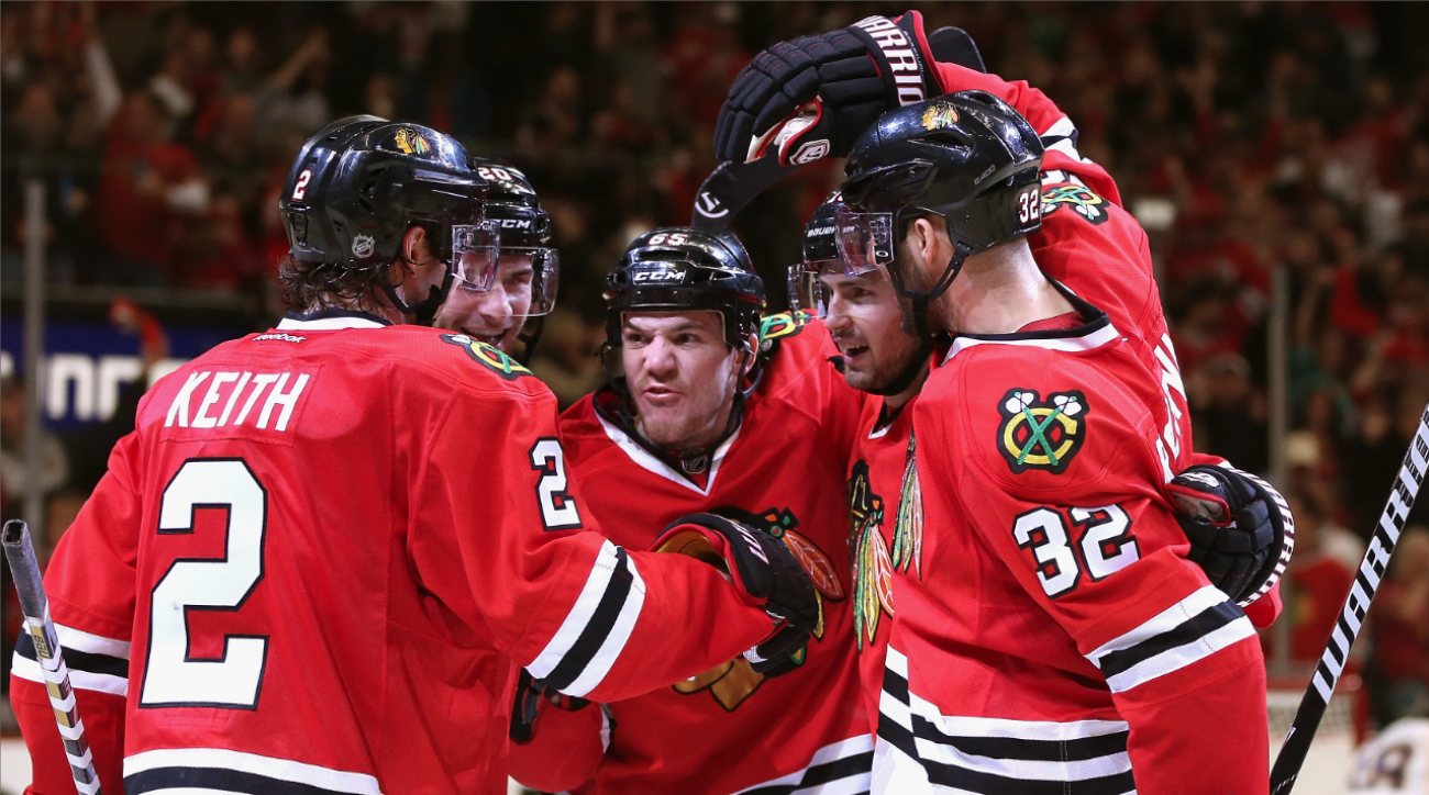 Boomer: Better start watching the NHL playoffs