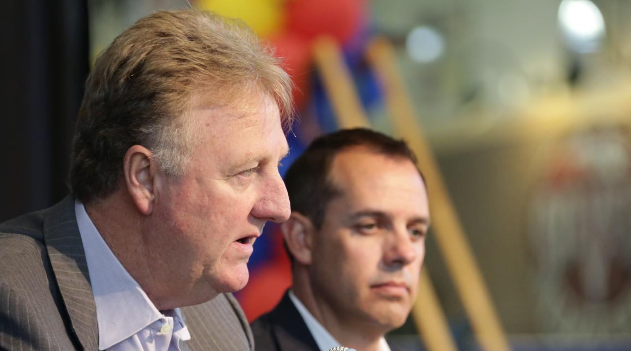 SI Now: Is Larry Bird bored of Frank Vogel?