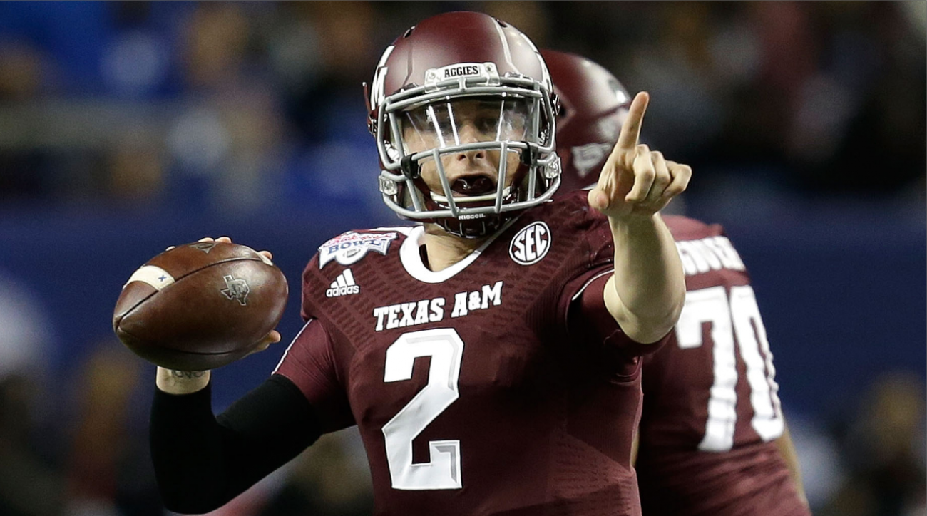 2014 NFL Draft Position Breakdown: Quarterbacks