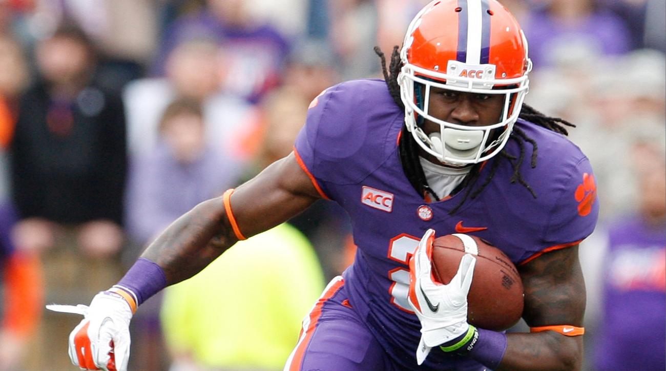 2014 NFL Draft Position Breakdown: Pass Catchers