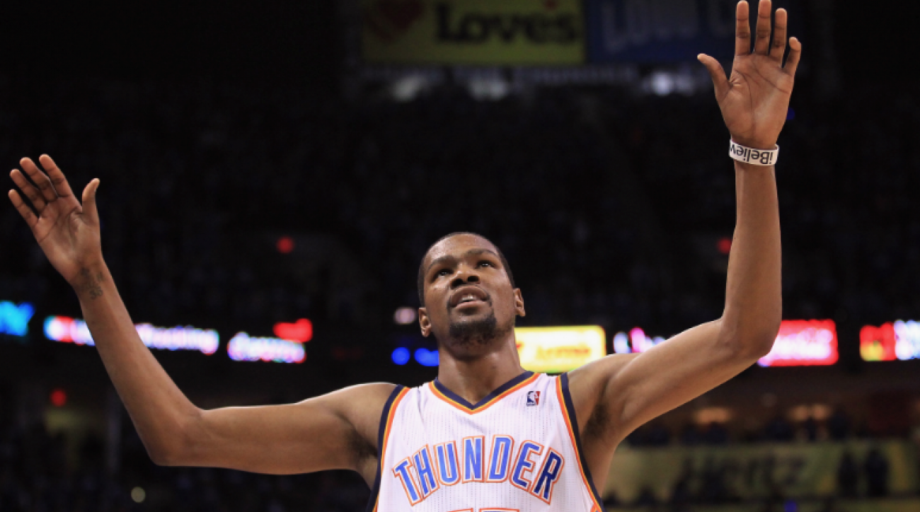 SI Now: MVP Kevin Durant, Roy Hibbert woes highlight Twitter trends