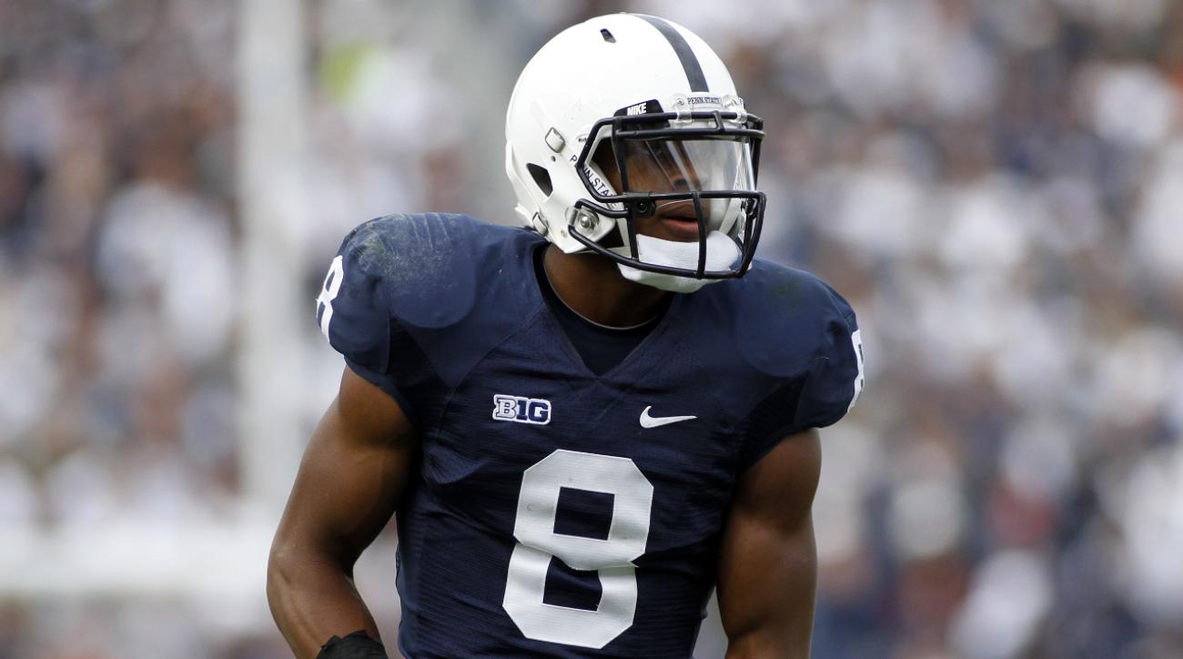 2014 NFL Draft Player Profile: Allen Robinson, WR