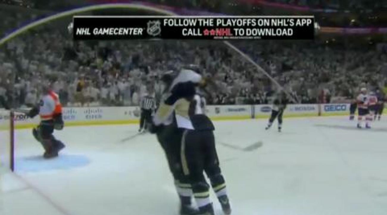 Game 5: Penguins hang on