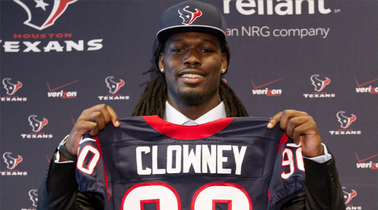 Boomer: 'Coach J.J. Watt' will get Clowney into shape
