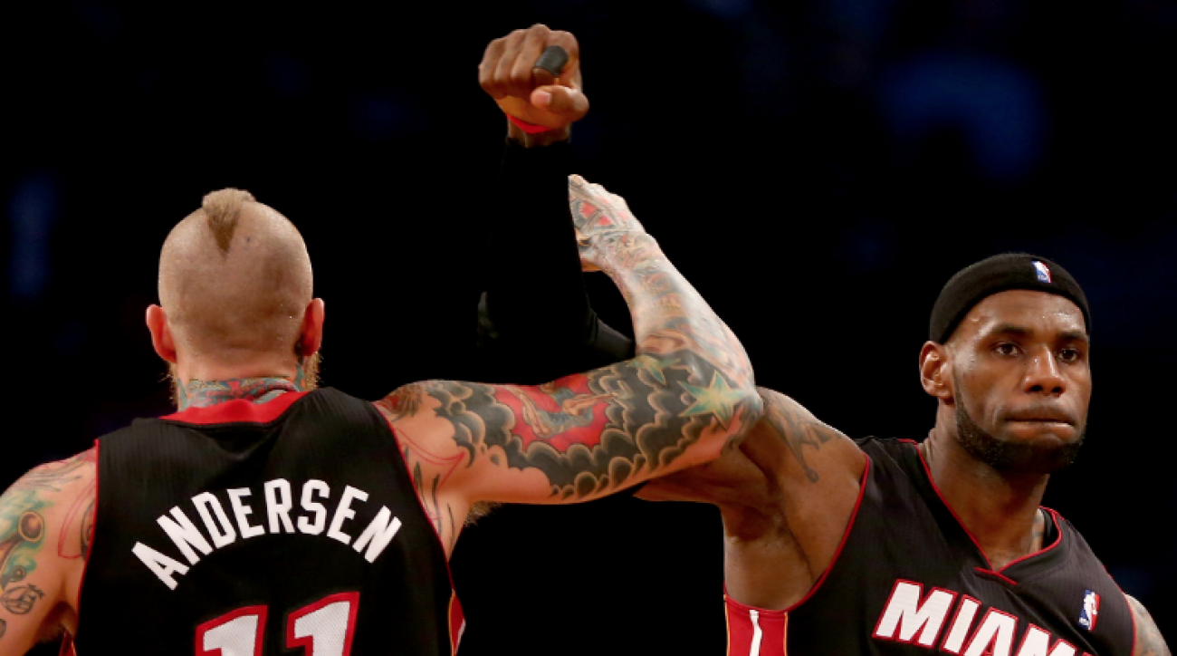 SI Now: Are the 2014 Miami Heat as good as last year's team?