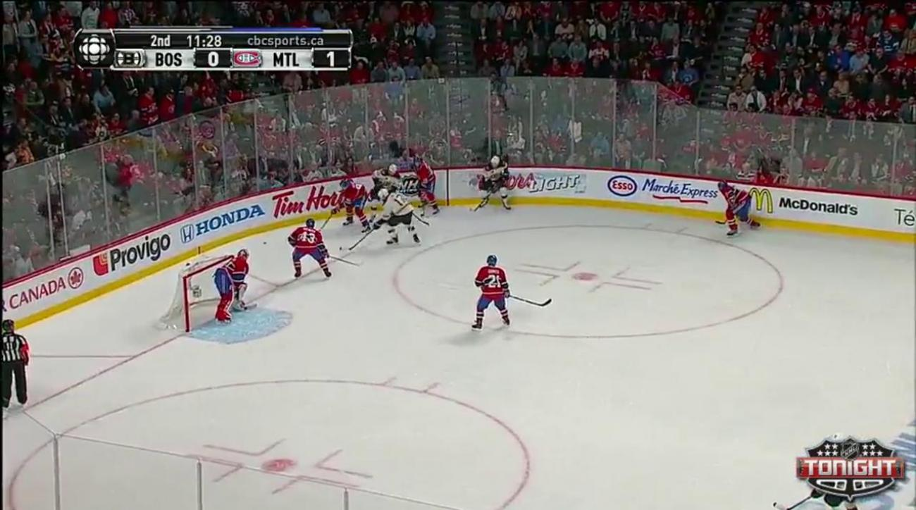 Canadiens topple Bruins 4-0 to force Game 7