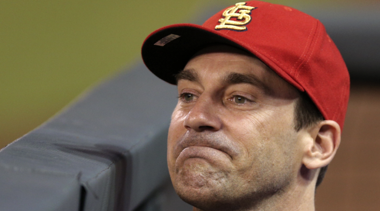 SI Now: Jon Hamm on his love for the St. Louis Cardinals