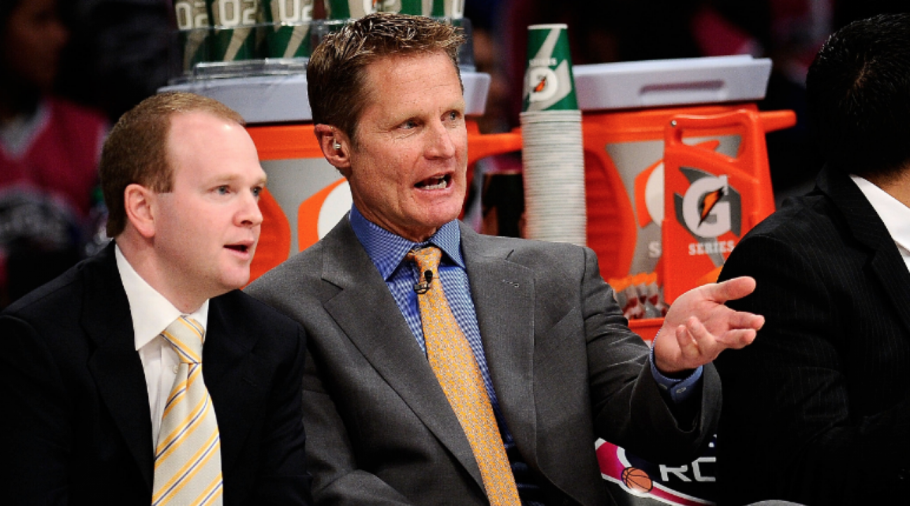 SI Now: Will Steve Kerr take Warriors to the next level?